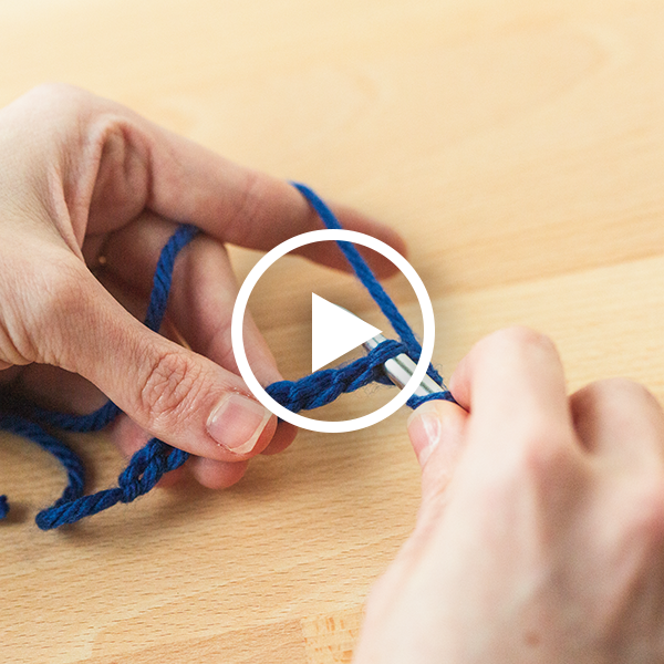 How to Make a Slip Stitch