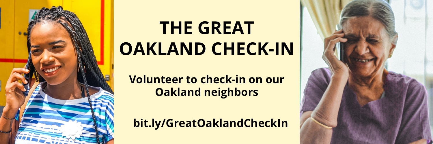 The Great Oakland Check-In