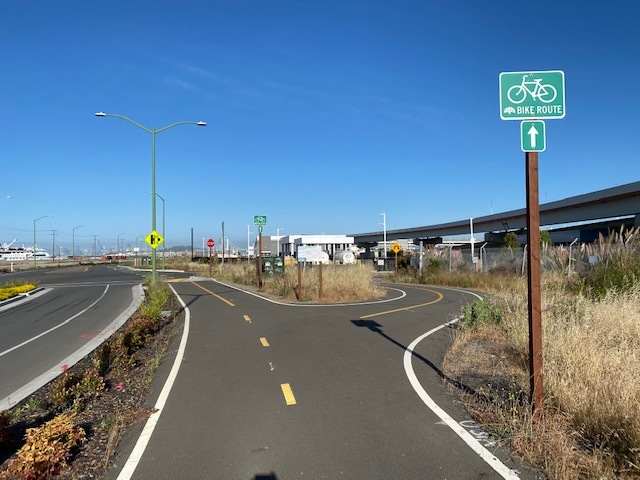 Bay Trail at the Gateway Industrial District