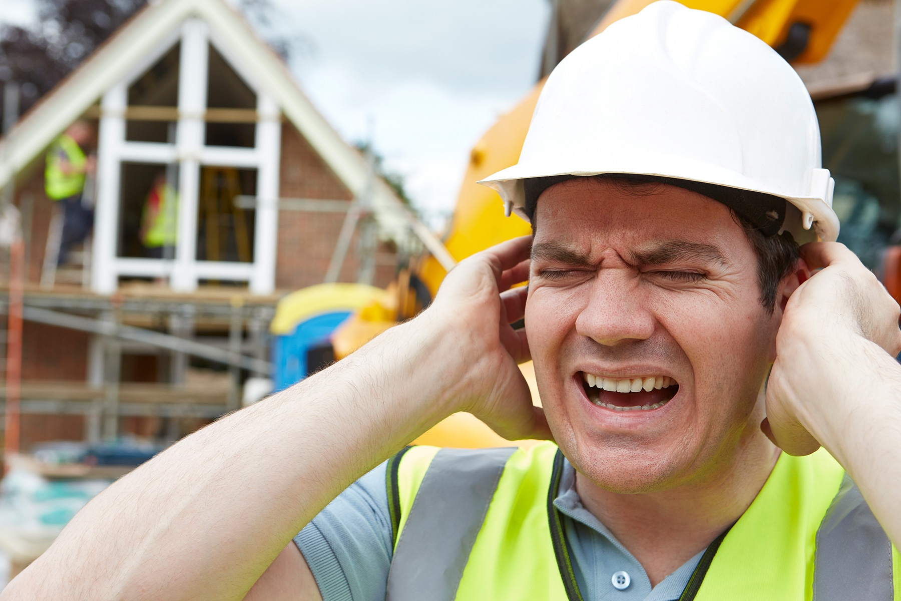 Construction Noise Pollution