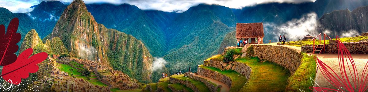 Individual Machu Picchu 1200X300