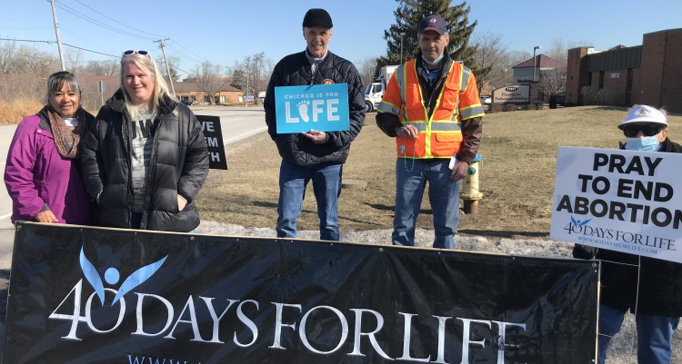 DAY 27: The Uber driver was pro-life