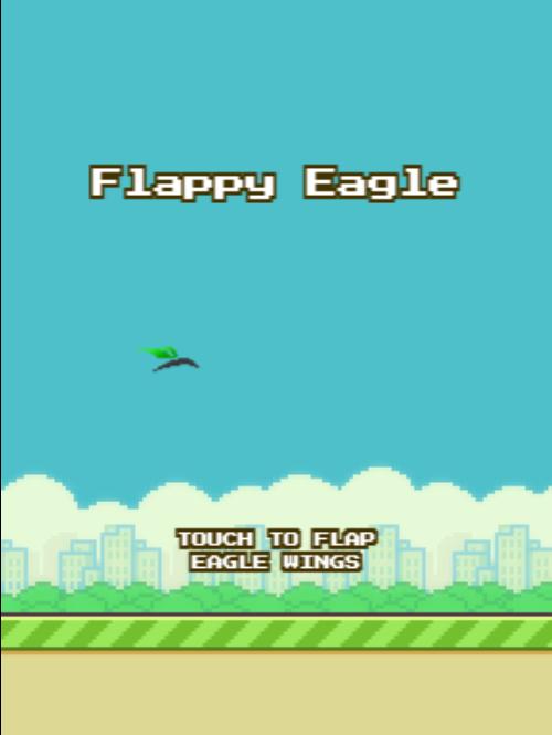 Flappy Eagle