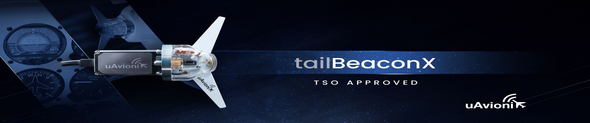 tailBeaconX TSO