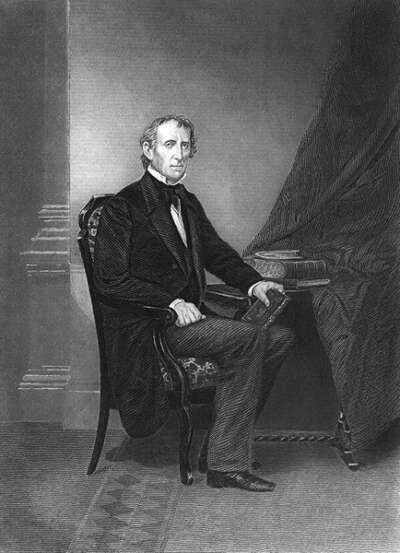 John Tyler Quiz