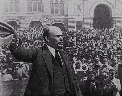 Vladimir Lenin Quiz