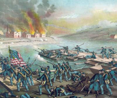American Civil War Battles Quiz