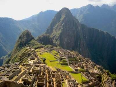 Ancient Americas Quiz