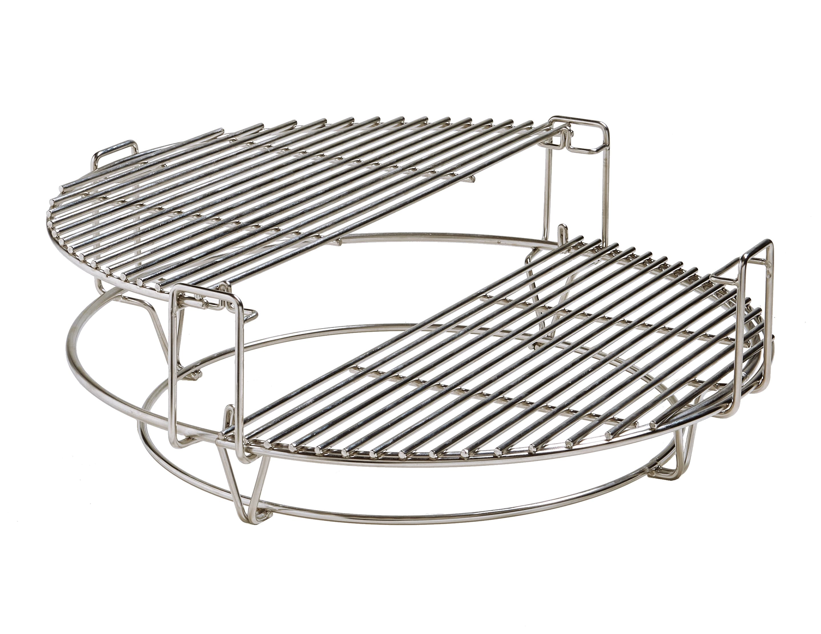 2-Tier Divide & Conquer grill