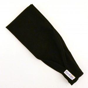 nurse headband in black