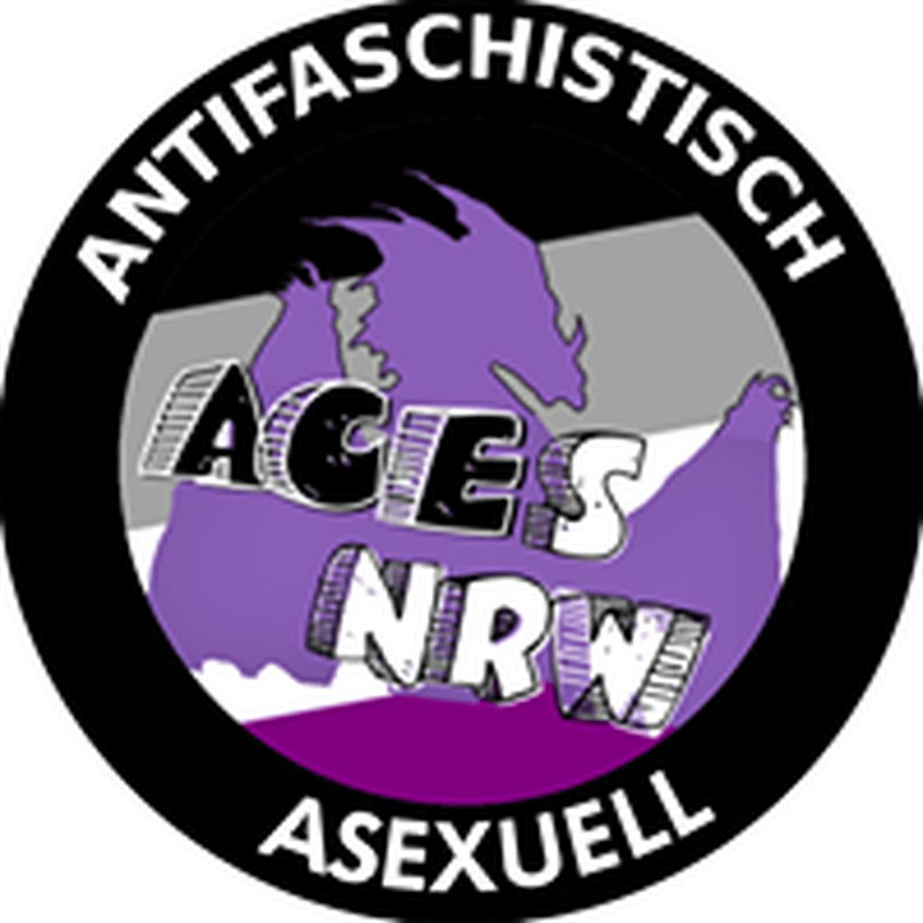 @Aces NRW Antifaschistisch Asexuelle Aufklärungsarbeit Profile Picture