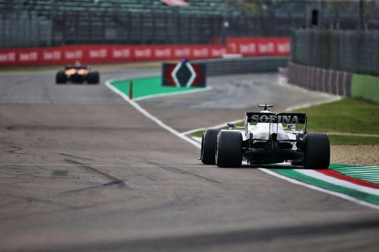 2020 Emilia Romagna GP: Sunday Race Report