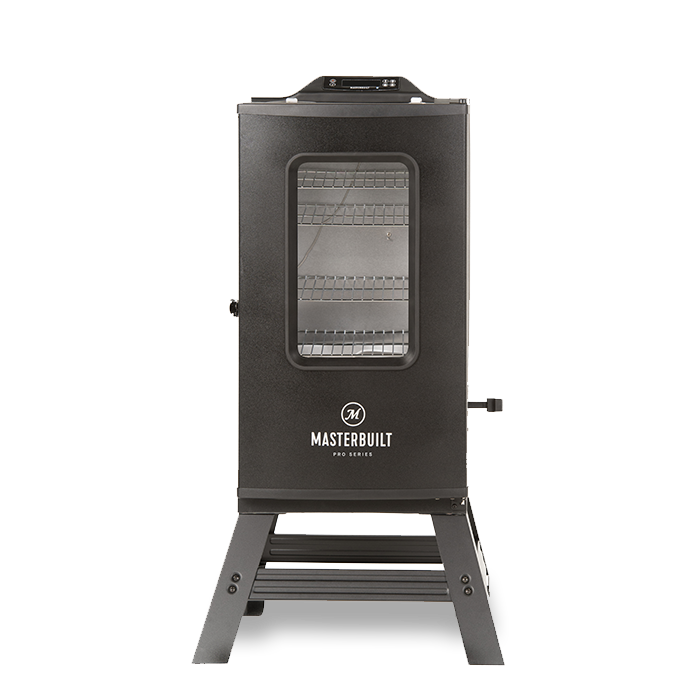 Masterbuilt Pro Series 30-inch Digital Electric Smoker with Bluetooth & Broiler in Black product image