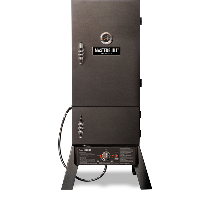 Masterbuilt Pro Series Dual Fuel Smoker in Black product image