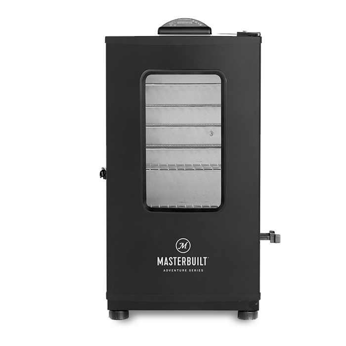 Masterbuilt Adventure Series 40-inch Digital Electric Smoker with Window in Black product image