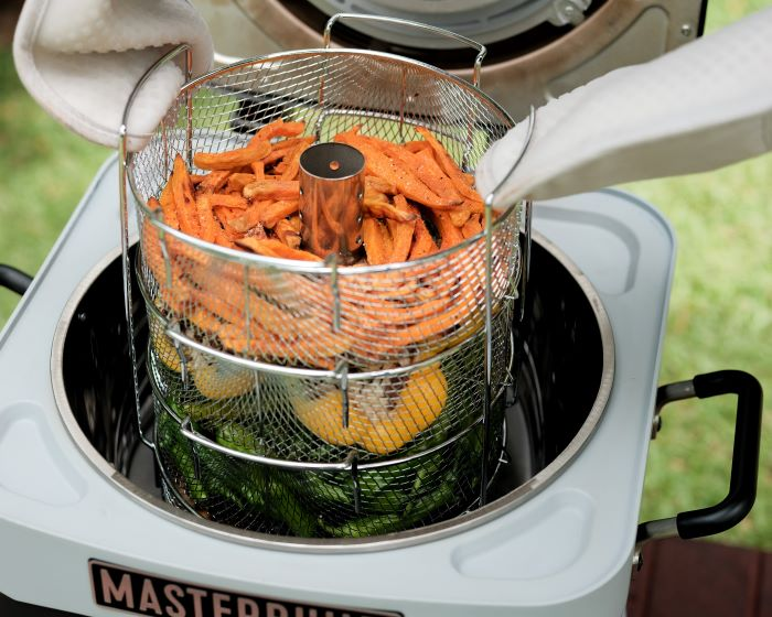 Stacking baskets for Air Fryer