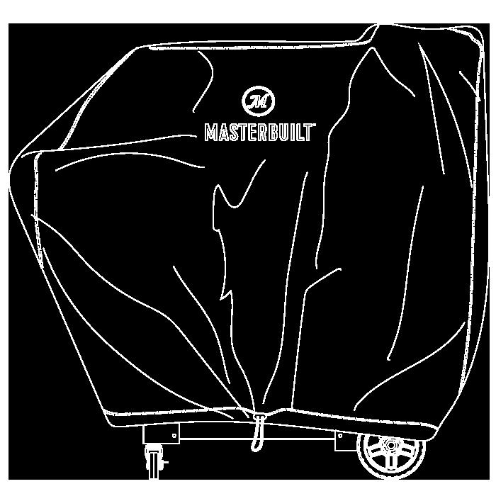Gravity Series 800 Cover Schematic