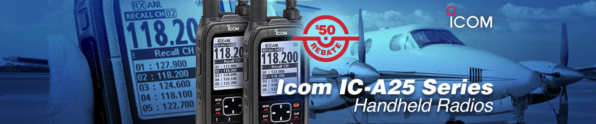 IC-A25 Rebate