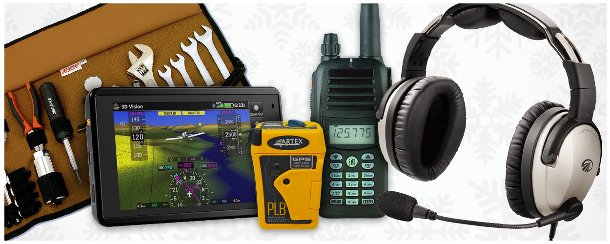 Great Gift Ideas for Pilots