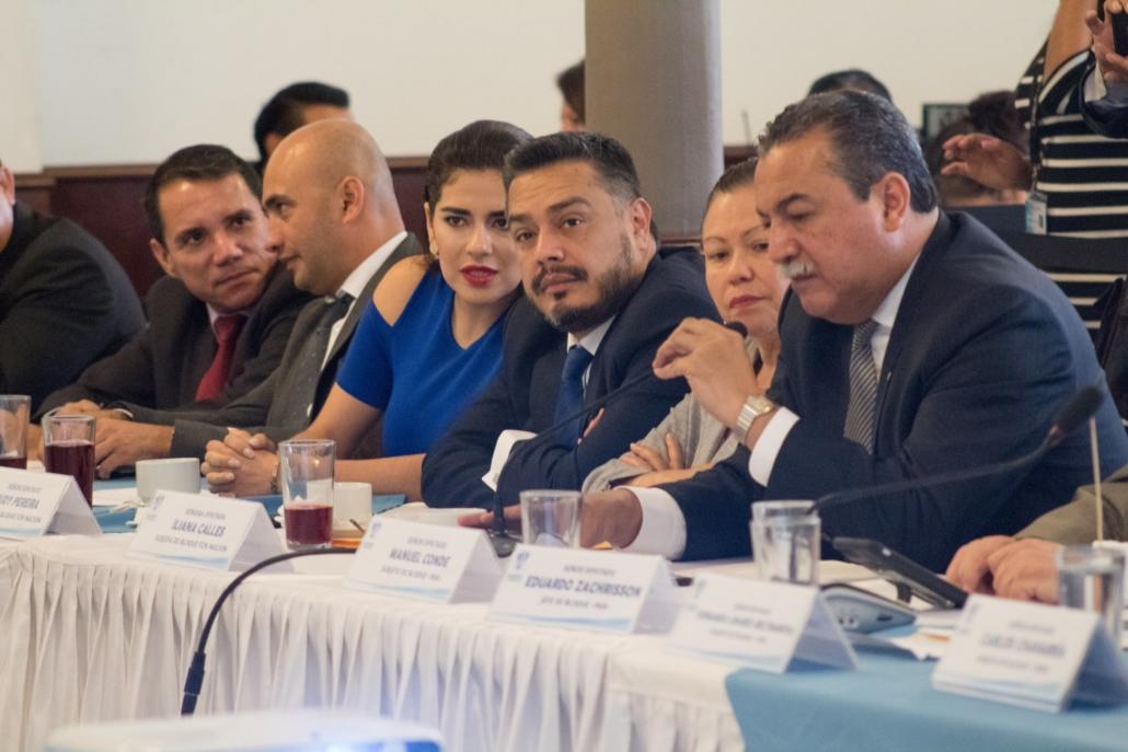 Sandra Patricia Sandoval y Javier Hernández eran muy unidos, pero ahora se pelean la jefatura de FCN-Nación.