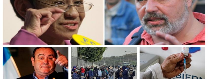 Noticias de Guatemala