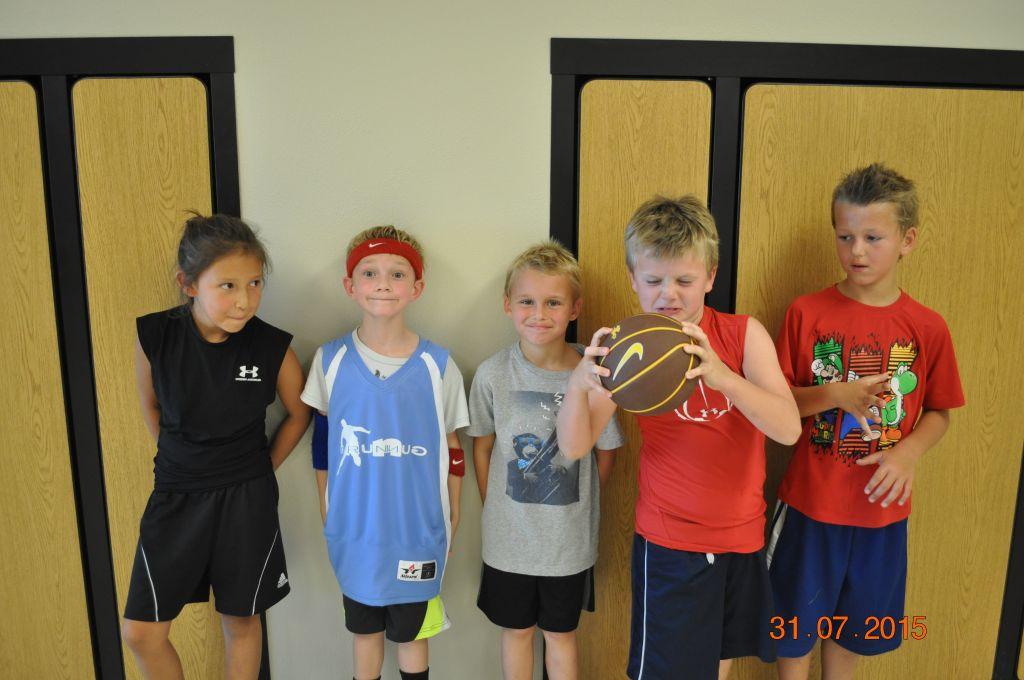 Basketball for 3rd grade & up