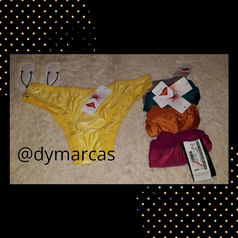 dc46072df 3003363 kit 5 calcinhas básicas Diamantes lingerie.
