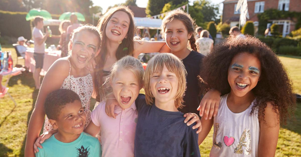 Tips for Teaching Children Originality & Poise
