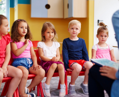 The Blueprint for Early Childhood (Successful Programs)