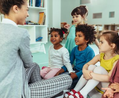 The Downturn of Preschool Play and it's Effects