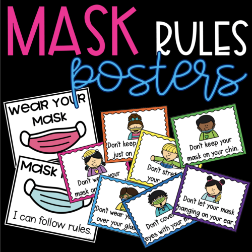Mask Rules Poster's featured image