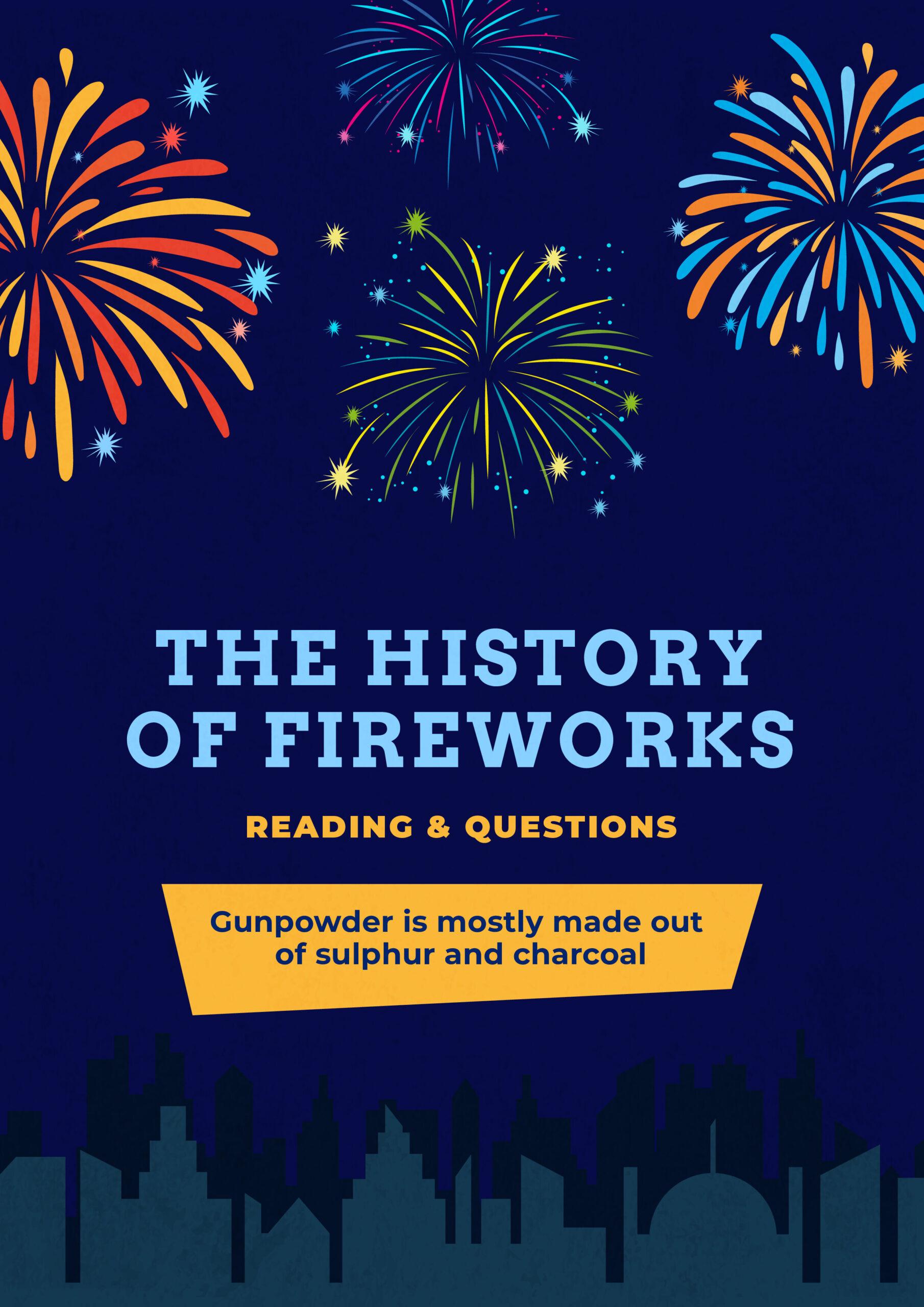 Firework History