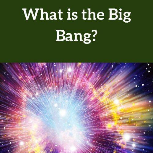 Big Bang, Reading Passage