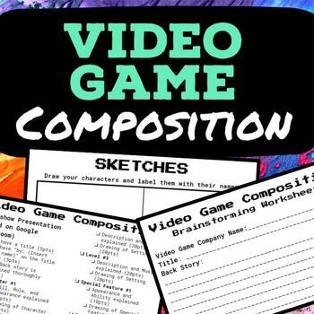 Video Game Composition Project