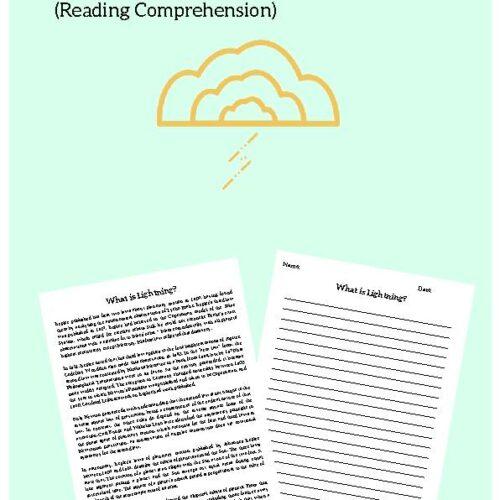 Lightning, Reading Passage