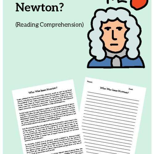 Isaac Newton, Reading Passage