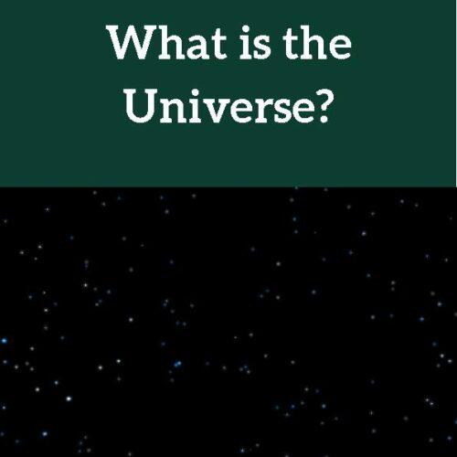 Universe, Reading Passage