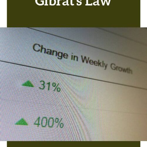 Gibrat's Law (Economic Laws)