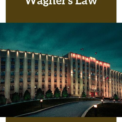 Wagner's Law (Economic Laws)