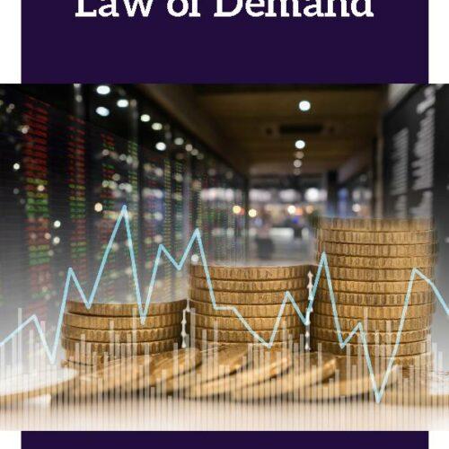 Law of Demand (Economic Laws)