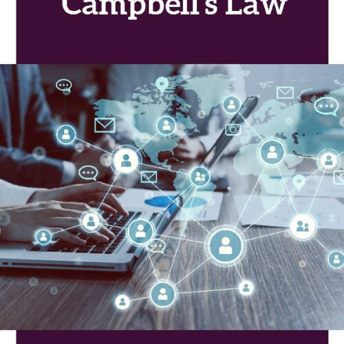 Campbell's Law (Economics Laws)