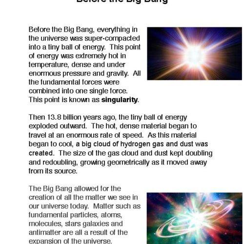 After the Big Bang PDF