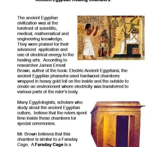 Ancient Egyptian Healing Chambers (pdf)