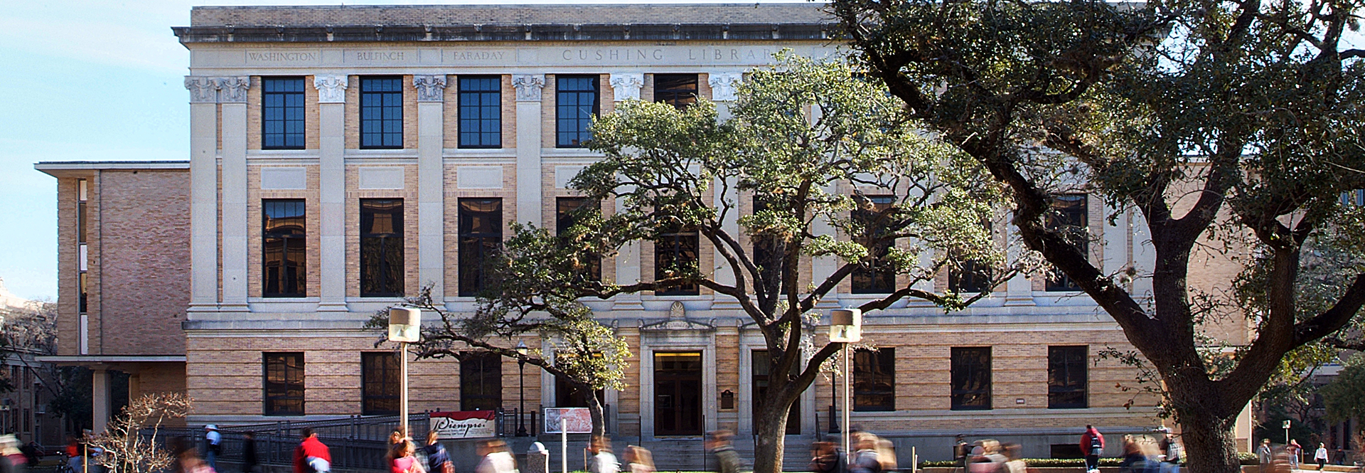 The Cushing Memorial Library is filled with historical artifacts and exhibits that can let your imagination run wild from Texas A&M history to ancient Rome.