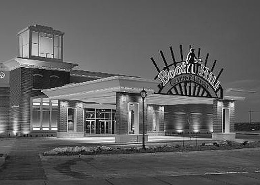 Boot Hill Casino Hampton Inn