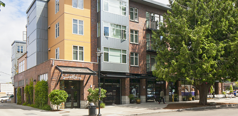 Sweetbrier Apartments - Queen Anne, Seattle, Washington