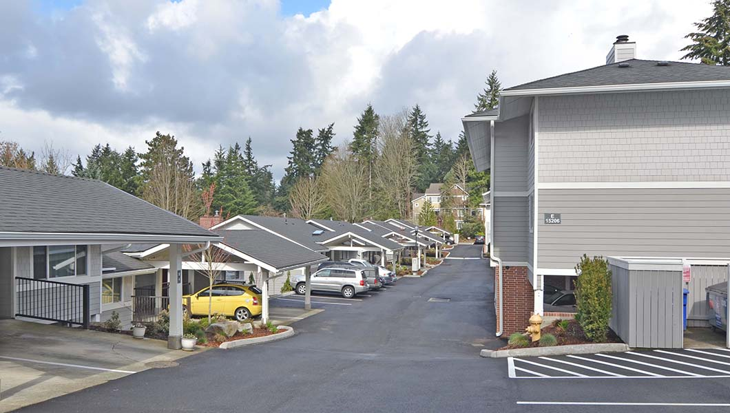 Heatherstone Condominiums - Bellevue, Washington