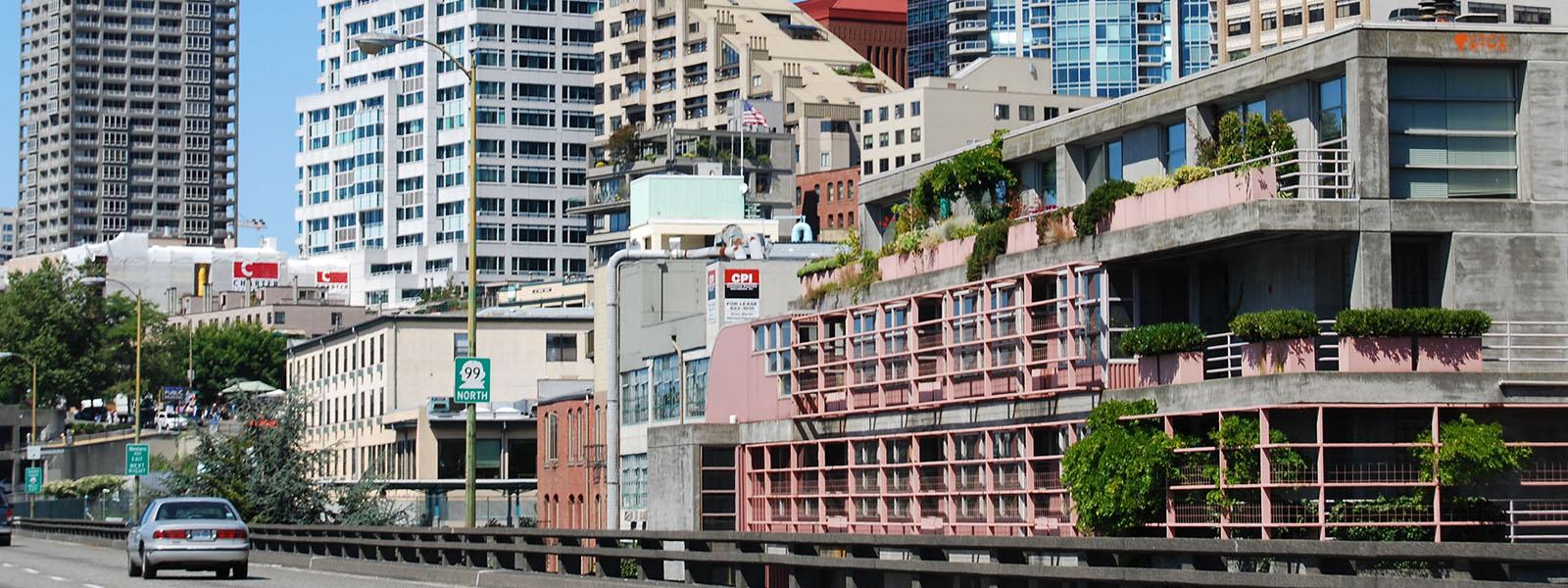 Market Court Condominiums - Pike Place, Seattle, Washington