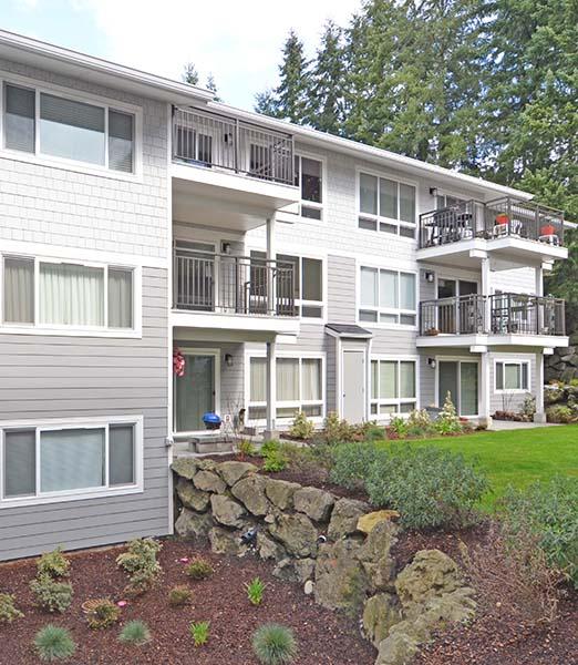 Heatherstone Condominiums - Bellevue, Washington