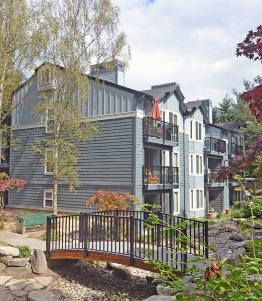 Kirkland Place Condominiums - Juanita, Kirkland, Washington